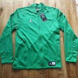 Nike Men's Dri-Fit Jordan Flight Knit FZ Jacket NWT 924707-377 MSRP $80