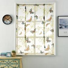 liftable cuisine salle de bains Fenêtre Romain Rideau floral voiles transparents