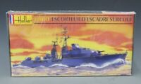 Heller Sorcouf French Destroyer Model Kit, Military Ship Factory Sealed L-2201