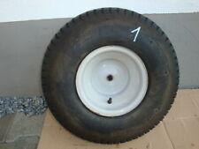 Rasentraktor Aufsitzmäher MTD Gutbrod WHITE Reifen Felge 20X8-8 Traktor ( 1 )