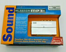 Creative Sound Blaster MP3 Plus External USB Sound System SB0270