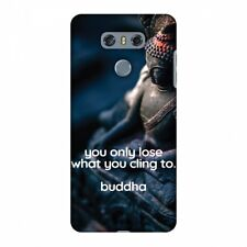 AMZER Snap on Case Buddha Quotes 3 HARD Protector Case Phone Cover Accessory