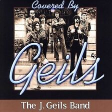 FREE US SHIP. on ANY 3+ CDs! ~Used,Very Good CD J. Band Geils: Covered By Geils