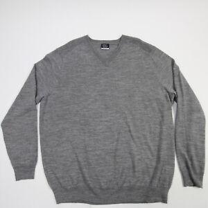 Nike Golf Sweater Men's Gray Used