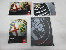 Set manuale uso e manutenzione Alfa Romeo 147 edizione 2001  [2475.17]