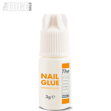 The Edge Nails Adhesive Glue 3g Super Strong For False Nail Tips & Extensions