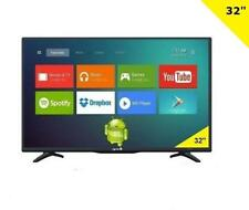 "SMART TV LED 32"" ARIELLI LED32DN6T2 DVB-T2 TELEVISORE 32 POLLICI HDMI USB VGA HD"