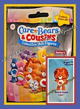 Care Bears and Cousins Collectible Figures Series 4 Complete Set Quick Ship