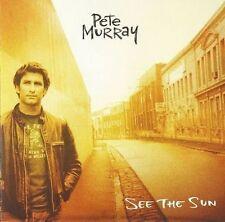 Pete Murray See The Sun as CD Original 2005 Sony Australia Rel Better Days