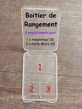 Carte mémoire Haut Débit 48Mo/s Micro SD SDHC SDXC UHS-I Classe 10 - Samsung EVO