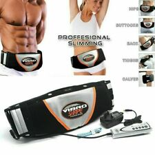 Electric Massage Belt  Stomach Slim Fat Burn Weight Loss Body Shaper Machine