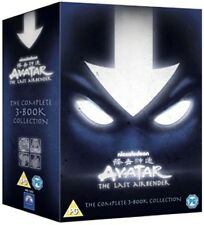 Avatar - The Last Airbender: The Complete Collection (Box Set) [DVD]