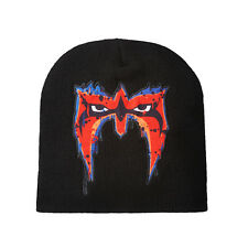 New WWE Ultimate Warrior WWF Knit Beanie Cap Hat