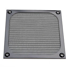 120mm Computer Fan Cooling Dustproof Dust Filter Case fr Aluminum Grill Guard FO