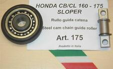 Honda CB160 CB175 Cappellini Moto #175 steel cam chain roller replaces rubber