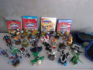Skylanders Superchargers Used - For Search (Game Characters / Set's)