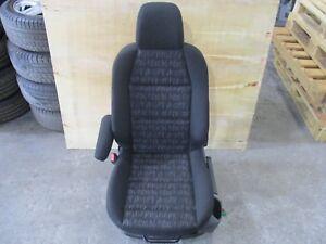 Genuine,2004 PEUGEOT 307 1.6L 2001-2008 4D  AUTO, LEFT/PASSENGER FRONT SEAT
