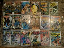 (2A) Lot of 18 Comics Book- Marvel, DC, etc  All DIFFERENT FREE Shipping!