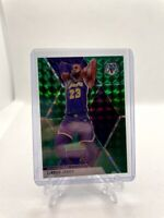 2019-20 Panini Green Mosaic Prizm #8 LeBron James Los Angeles Lakers INVEST NOW