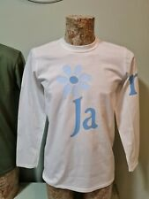 More details for james long sleeve t shirt tim booth the band 1990 style tee retro 90s madchester