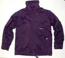 Womens M Helly-Hanson Helly-Tech Jacket Nordic Purple Raincoat Helly Hanson