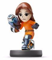 Nintendo amiibo Mii GUNNER  Super Smash Bros. 3DS Wii U Accessories NEW Japan