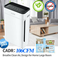 Air Purifier for 800Sq.Ft Large Room Air Cleaner Medical Grade H13 Hepa Filter