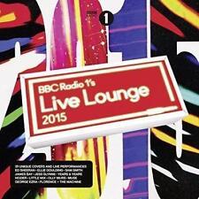 BBC RADIO 1'S LIVE LOUNGE 2015 V/A 2CDs (NEW) Ed Sheeren Muse George Ezra
