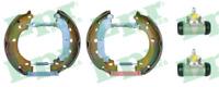 Rear Brake Shoes Kit for RENAULT KANGOO Express 1.2 16V 1.4 1.5 dCi 1.6