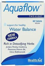 HEALTH AID AQUAFLOW - 60 TABLETS