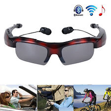 Wireless Bluetooth Headset Music Stereo SunglassesFor Samsung Galaxy S9 S8 S7 S6