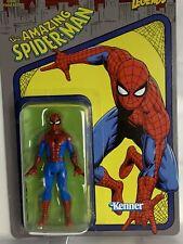 Marvel Legends Series Amazing Spider-Man Action Figure Kenner Hasbro Unpunched