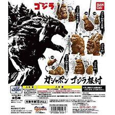 Gashapon Godzilla Netsuke [All 5 Types Set (Full Complete)]