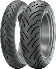 Dunlop American Elite Front & Rear Tires 140/75R-17 & 200/55R-17  31AE17/31AE45