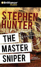 NEW The Master Sniper by Stephen Hunter