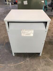 Square D 15T3H 15 KVA 480 To 208/120 Transformer