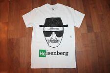 BREAKING BAD SML S HEISENBERG HE IS HEISENBERG SKETCH FACE DRAWING T SHIRT