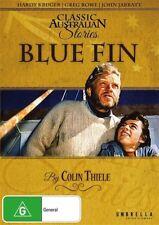 Blue Fin (DVD, 2015)
