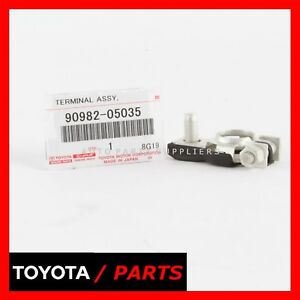 FACTORY LEXUS LX470 TOYOTA SIENNA CAMRY POSITIVE BATTERY TERMINAL 9098205035 OEM