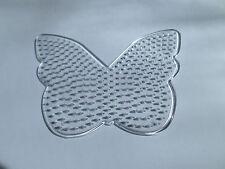 1 X FUSIBILE Caldo perla Peg Board - 128mm x 98mm-Farfalla
