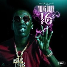 YOUNG DOLPH - '16 ZIPS' - (OFFICIAL MIXTAPE.. MIX CD)  SUPER  HOT!!!