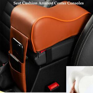 Car Truck Seat Cushion Armrest Center Consoles Pillow Pad Memory Foam Universal