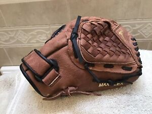 "Mizuno GPP-1100Y 11"" Youth Baseball Softball Glove Right Hand Throw"