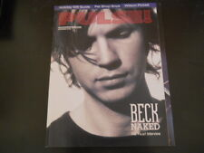 Beck, Magnetic Fields, Pet Shop Boys - Pulse Magazine 1999