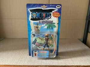 One Piece - Action Figure Rubber - GIG - 1999