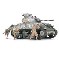 Tamiya 35250 U.S. Medium Tank M4A3 Sherman 75mm Gun Late Production 1/35