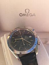 Omega Speedmaster Date 35115000 39mm schweizer Automatikuhr luxus vintage