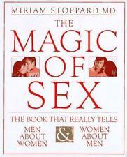 Magic of Sex, Stoppard, Miriam, Good Condition, Book