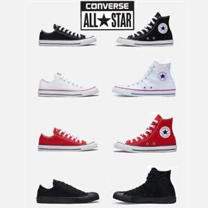C0nverse Chucks Taylor All-Star HI/Low Leder Herren Schuhe Sneaker