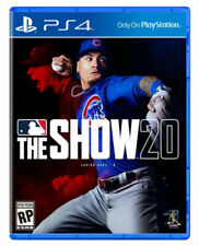 MLB The Show 20 Standard Edition   PlayStation 4 , ps4   Brand New